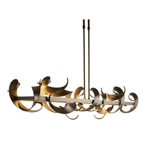 Folio Bronze 15-Inch LED Pendant