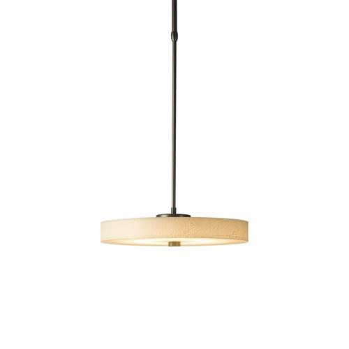 Disq Burnished Steel 15-Inch LED Pendant