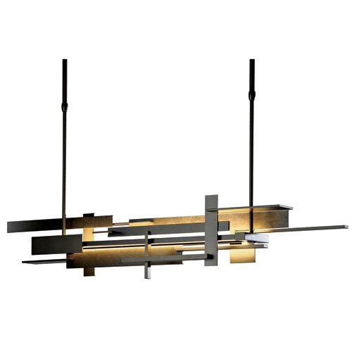 Planar Dark Smoke 42.5-Inch LED Pendant