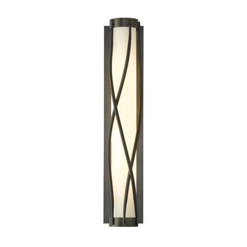 Twine Black 4.5-Inch Four-Light Bath Sconce