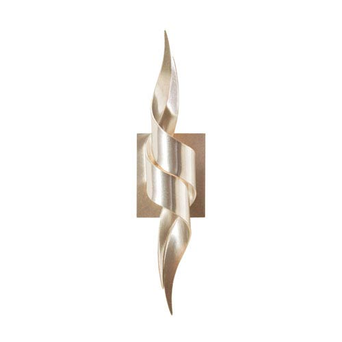 Flux Soft Gold One-Light Bath Sconce