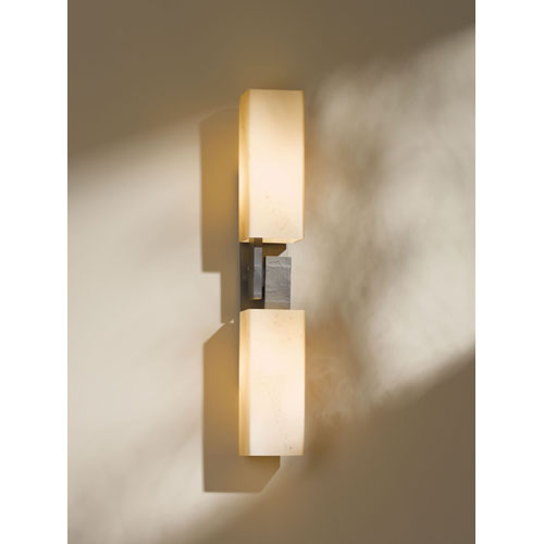 Hubbardton Forge New Town Sconce: Natural Stone Sconces