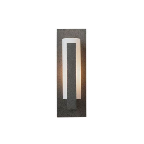 Vertical Bar Dark Smoke 5-Inch One-Light Bath Sconce