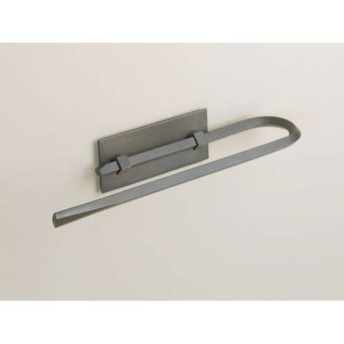 Hubbardton Forge Beacon Hall Dark Smoke 3-Inch Toilet Paper Holder