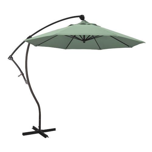 Bayside Bronze with Spa Nine-Feet Pacifica Patio Umbrella