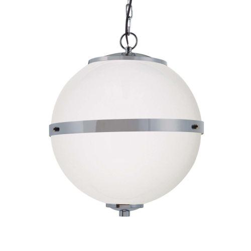 Clouds - Imperial Matte Black 17-Inch Four-Light LED Chandelier