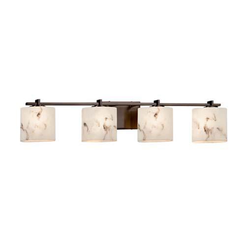 LumenAria - Era Four-Light Bath Bar