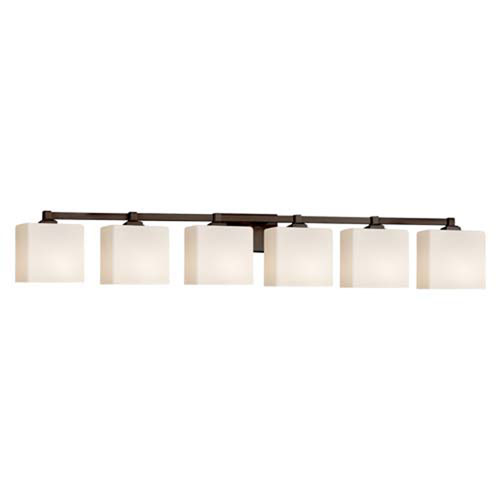 Fusion - Regency Six-Light Bath Bar