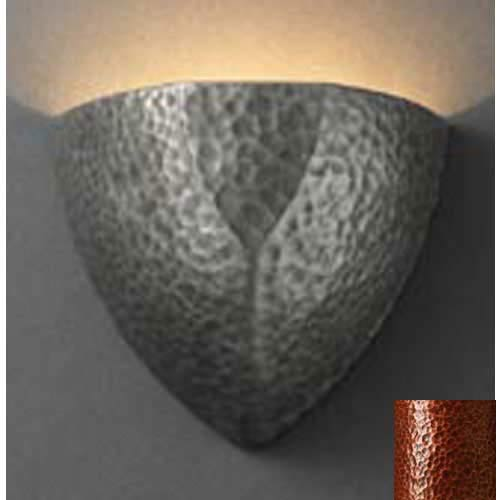 Justice Design Group Ambiance Small Ambis Sconce