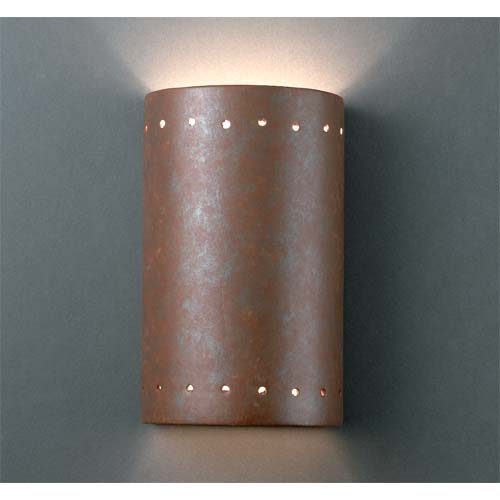 Small Cylinder Wall Sconce