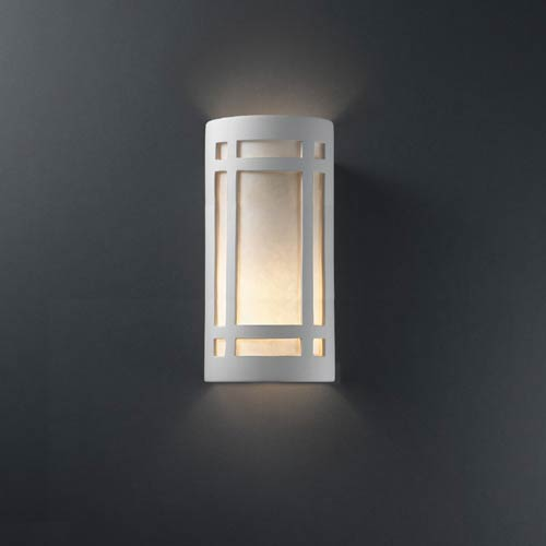 Ambiance Craftsman Window Outdoor Wall Sconce