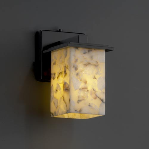 Alabster Rocks! Montana One-Light Sconce