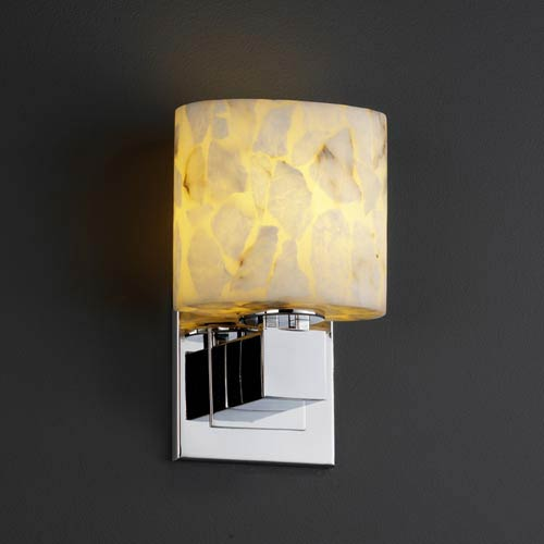 Alabster Rocks! Aero One-Light Sconce