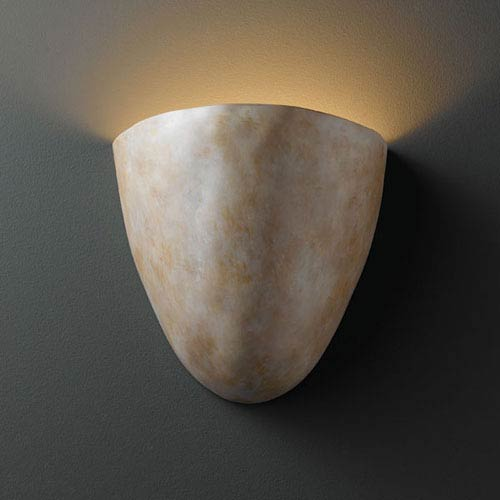 Ambiance Navarro Red Pecos Bathroom Wall Sconce