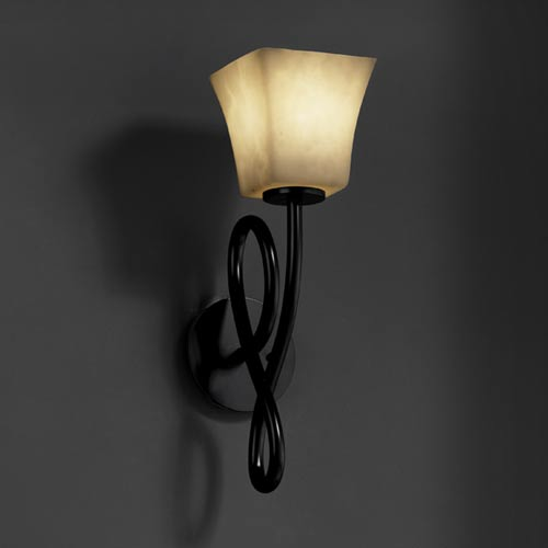 Clouds Capellini One-Light Sconce