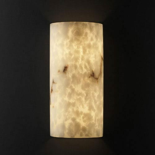 LumenAria Really Big Cylinder Outdoor 2000 Lumen LED Wall Sconce