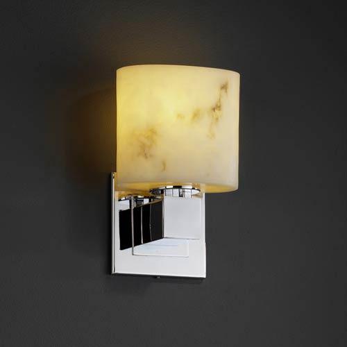 Justice Design Group LumenAria Aero One-Light Sconce