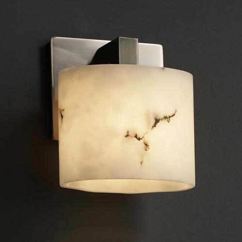 Justice Design Group LumenAria Modular One-Light Sconce