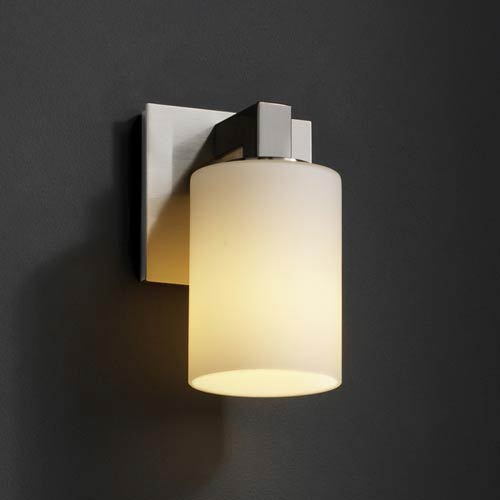 Justice Design Group Fusion Modular One-Light Sconce