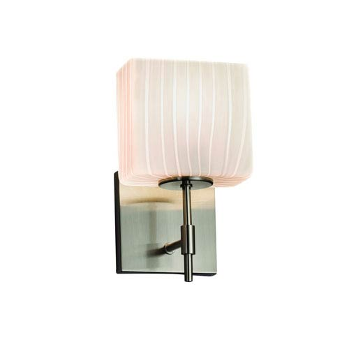 Fusion Brushed Nickel 5.5-Inch LED Wall Sconce