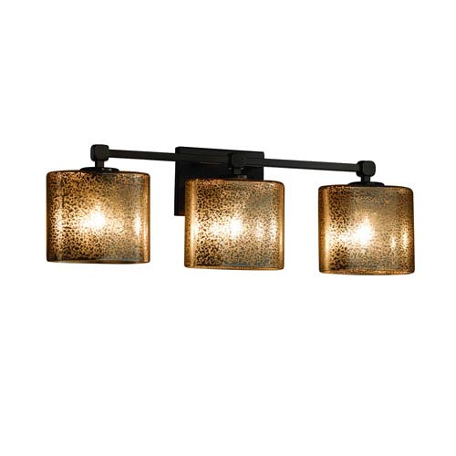 Fusion  Dark Bronze 24.5-Inch LED Bath Bar