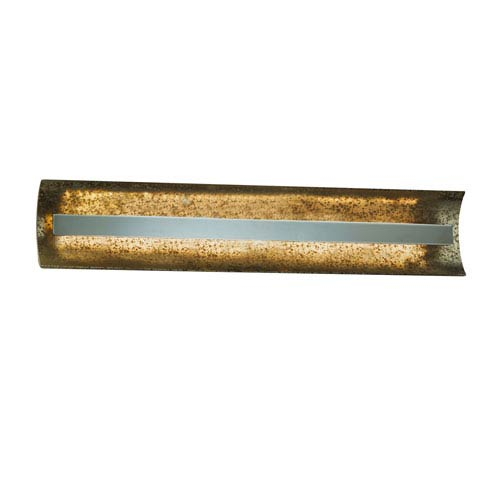 Fusion Brushed Nickel 29-Inch LED Bath Bar