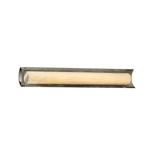 Fusion Brushed Nickel 30-Inch LED Bath Bar