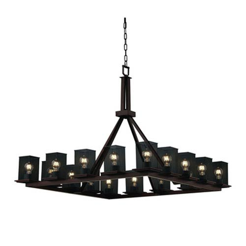 Justice Design Group Chandeliers Free Shipping | Bellacor