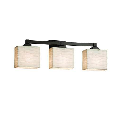 Porcelina  Dark Bronze 23.5-Inch LED Bath Bar