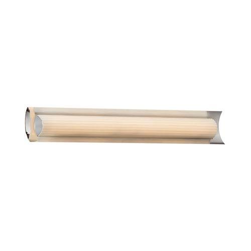 Porcelina  Polished Chrome 30-Inch LED Bath Bar