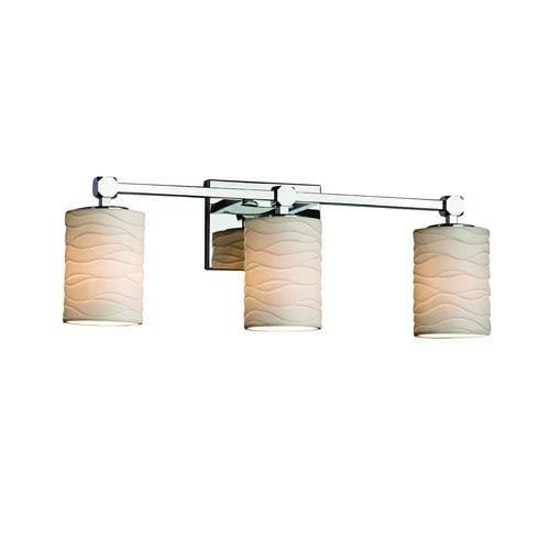 Limoges Collection™  Polished Chrome 22-Inch LED Bath Bar