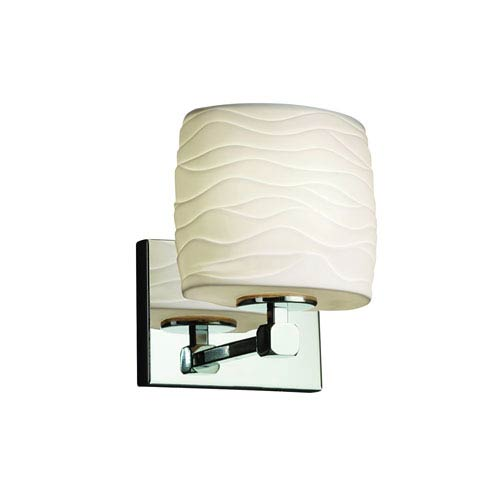 Limoges Collection™  Polished Chrome 6.5-Inch LED Wall Sconce