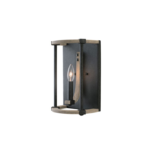Middleton Natural Iron One-Light Wall Sconce