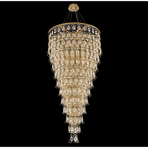 Carmella Brass 28-Light Pendant