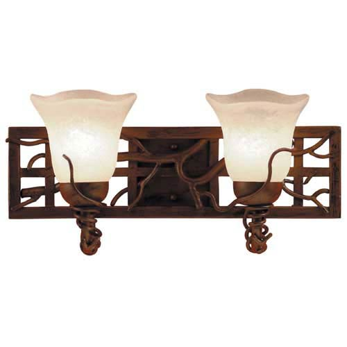 Vine Double Wall Sconce