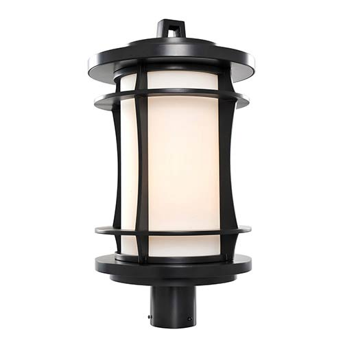 Kalco Lighting Mason Small Bronze Dusk Post/Pier Mount