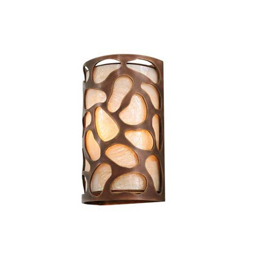 Gramercy Copper Patina One Light Wall Sconce