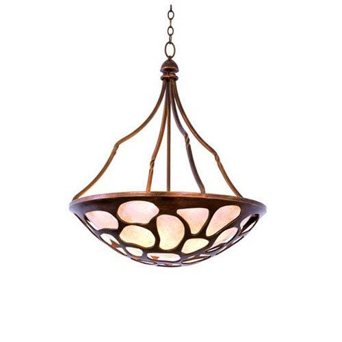 Gramercy Copper Patina 5-Light 27-Inch Pendant