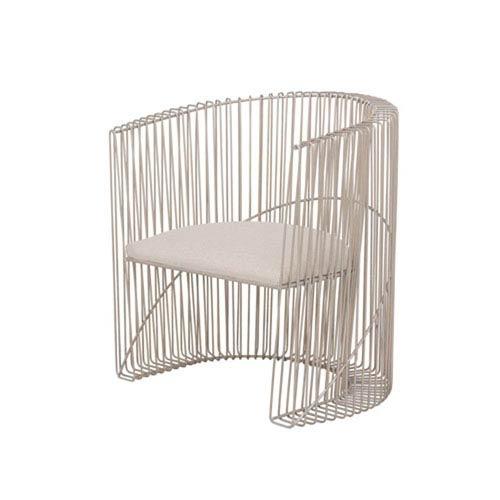 Kalco Lighting Metro Pearl Silver Chair