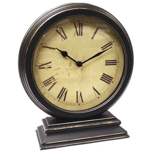 The Dais Table Clock