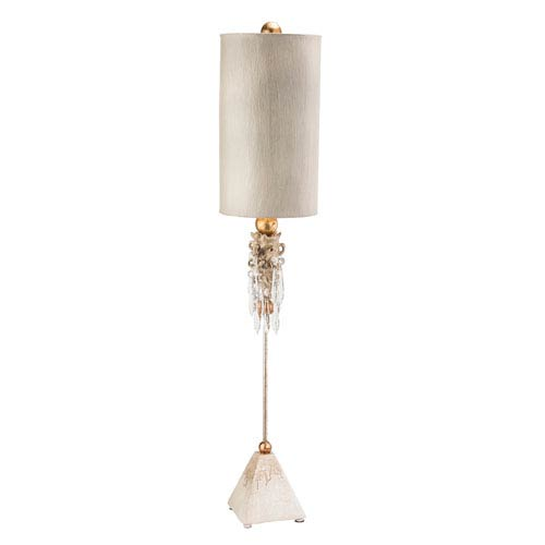 Madison Gold Leaf Table Lamp