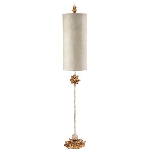Nettle Gold Table Lamp
