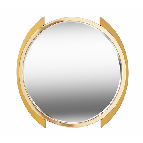 Kenroy Home Maiar Gold Small Sauron Wall Mirror