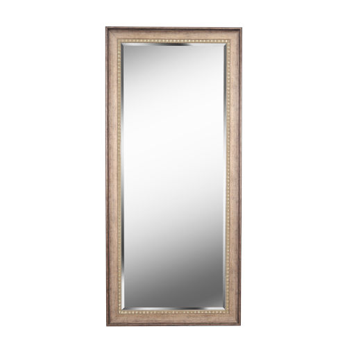 Amiens Antiqued Gold Full Length Mirror