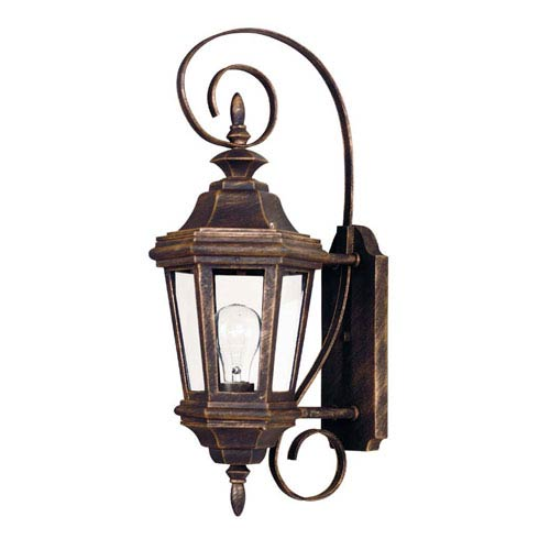 Estate One-Light Outdoor Wall-Mounted Lantern