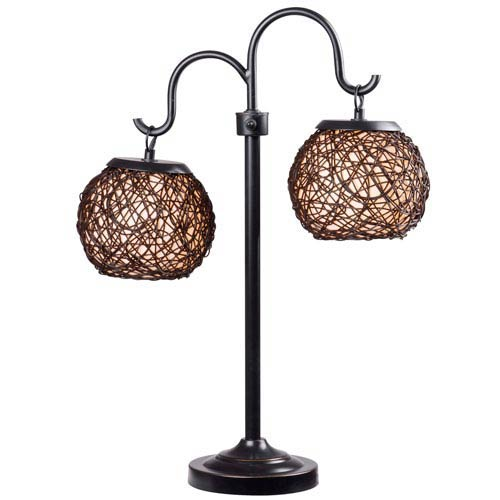 Castillo Bronze Outdoor Table Lamp
