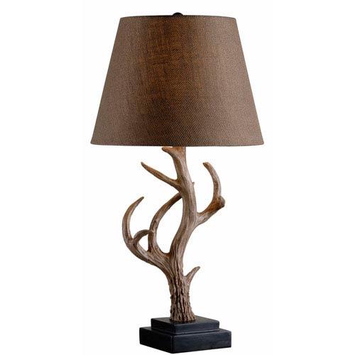 Buckhorn Antler One-Light Table Lamp