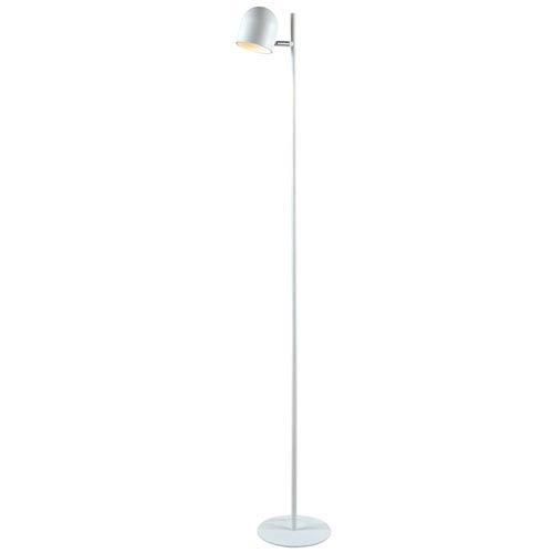 Vidal White LED Floor Lamp