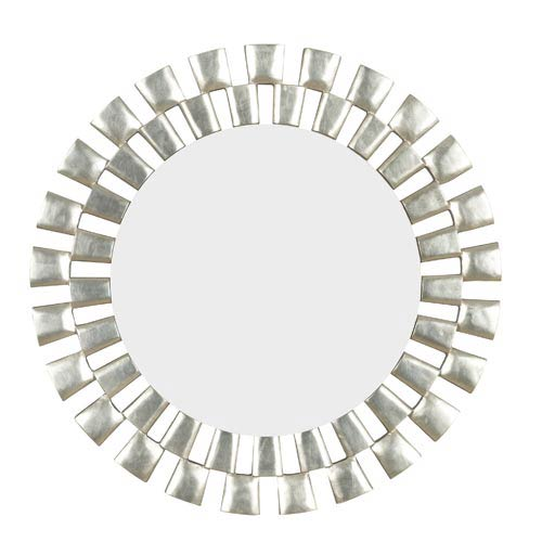 Gilbert Silver Wall Mirror