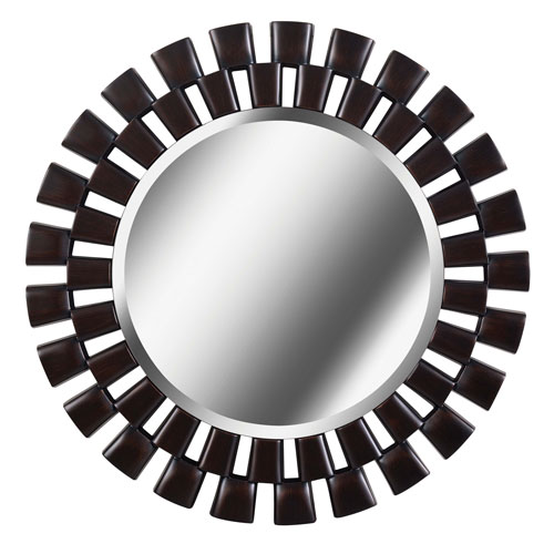 Gilbert Oil Rubbed Bronze 36-Inch  Wall Mirror